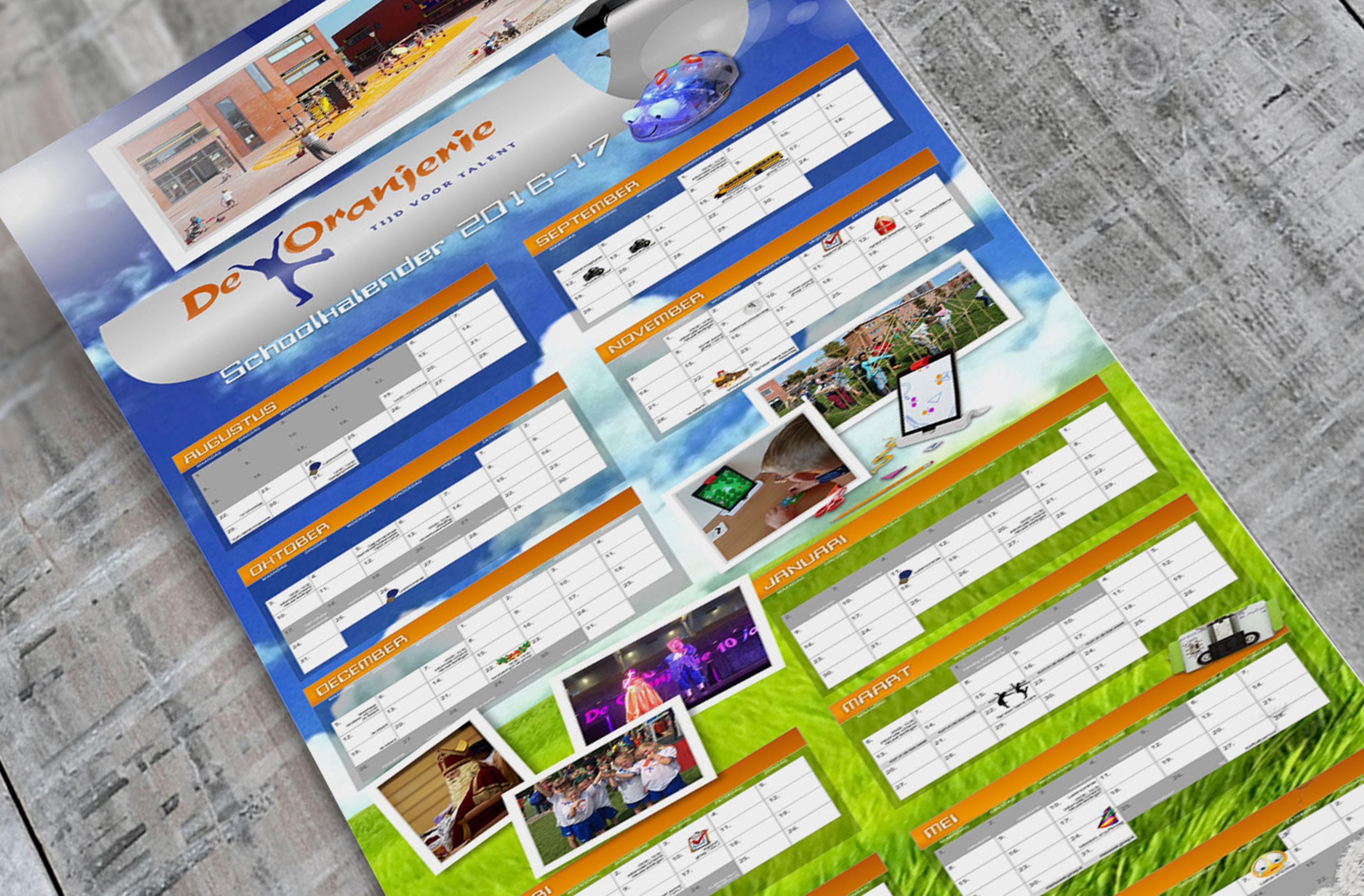 kalender Oranjerie Mockupskopie