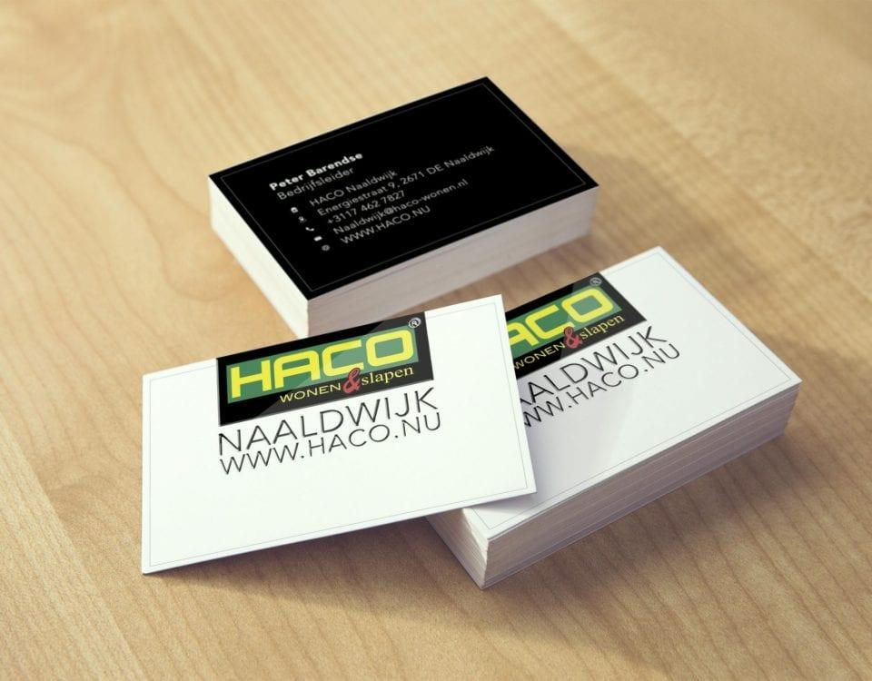 Portfolio melange design ontwerp visitekaartjes haco naaldwijk reheart Image collections